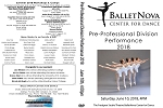 BalletNova Year-End Performance 06/10/2018 at 4:00pm