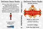 DDS 12/16/2018 3:00pm Nutcracker