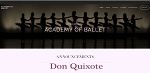 FAB Don Quixote 05/26/2018 at 7:00pm