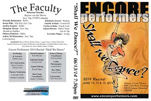 Recital 06/13/14 7:30pm by Encore Performers Dance Studio