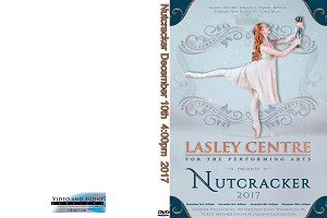 Lasley Centre For The Performing Arts Nutcracker 12/10/2017 4:00pm