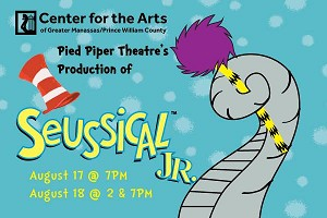 Pied Piper Theater Seussical Jr.